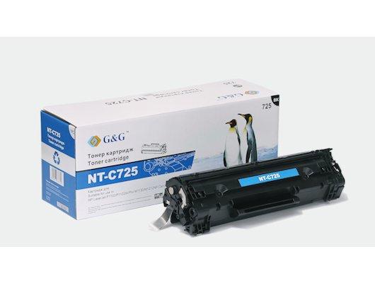 Картридж лазерный GG NT-C725
