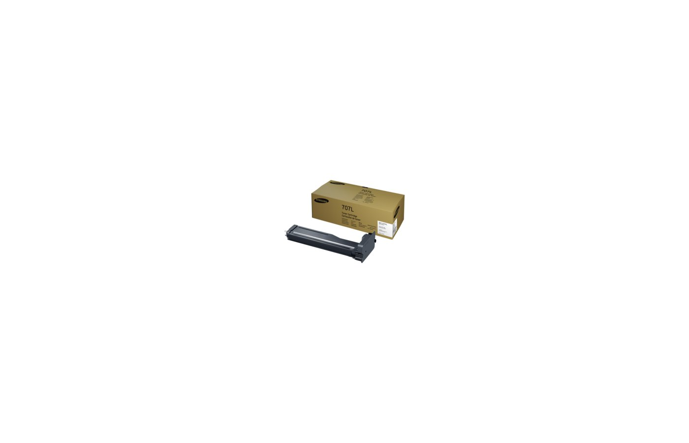 Картридж лазерный Samsung MLT-D707L/SEE черный для SL-K2200/SL-K2200ND