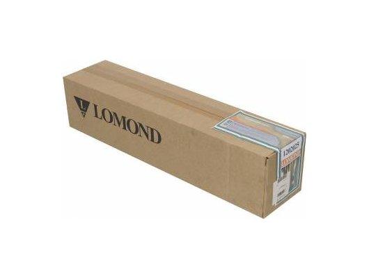 """Бумага Lomond 1202025 24""""(A1)/610мм x 30м/120г/м2/рул. матовая для САПР и ГИС"""