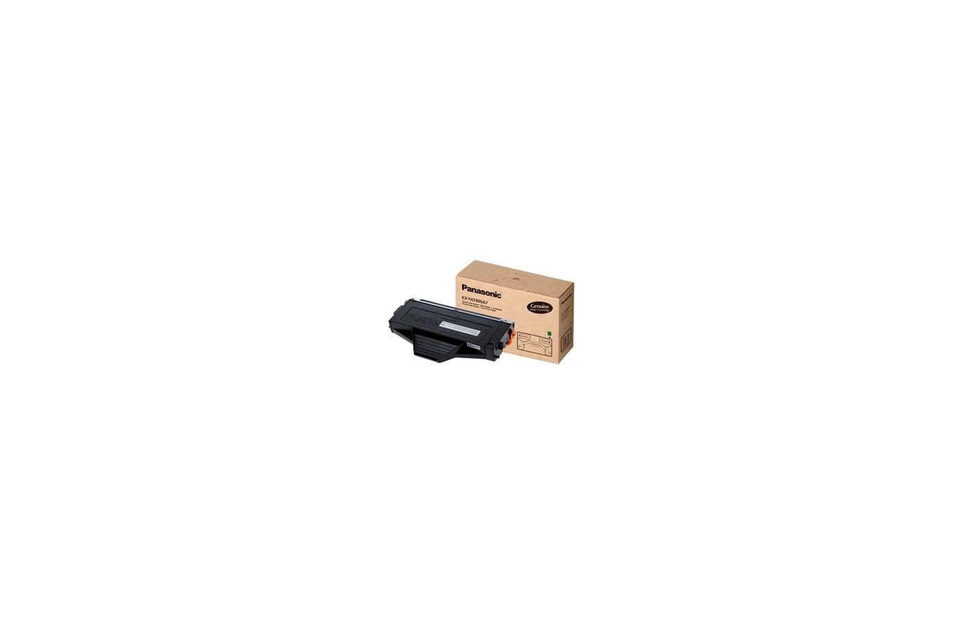 Картридж лазерный Panasonic KX-FAT400A для KX-MB1500/1520RU (1 800 стр)