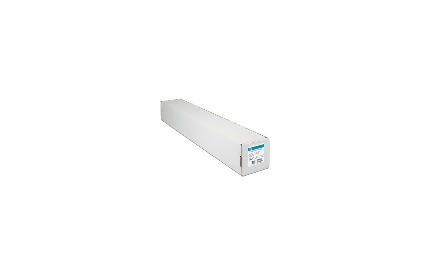 "Бумага HP Q1446A 17""/420мм х 45.7м/90г/м2/рул. с покрытием для струйной печати ярко-белая"