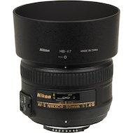 Фото Объектив Nikon 50mm f/1.4D AF-S Nikkor (JAA011DB)