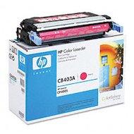 Картридж лазерный HP CB403A пурпурный для Color LaserJet CP4005