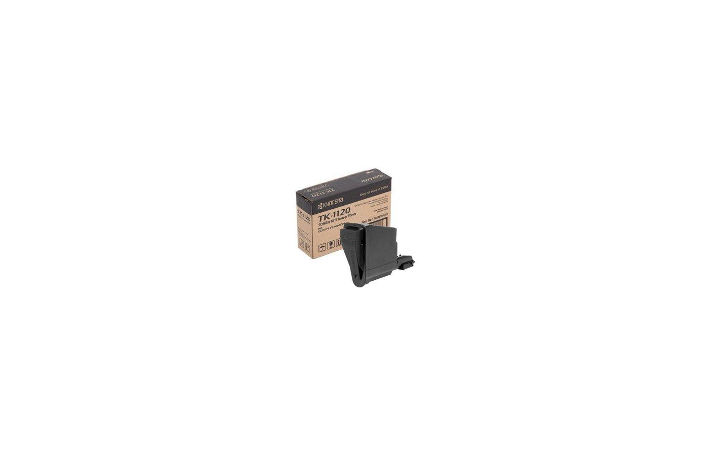 Картридж лазерный Kyocera TK-1120 для FS-1060DN/1025MFP/1125MFP (3 000 стр)
