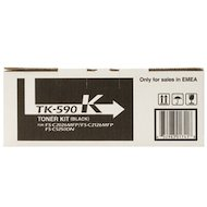 Фото Картридж лазерный Kyocera TK-590K черный для FSC2026MFP/2126MFP type (7 000 стр.)