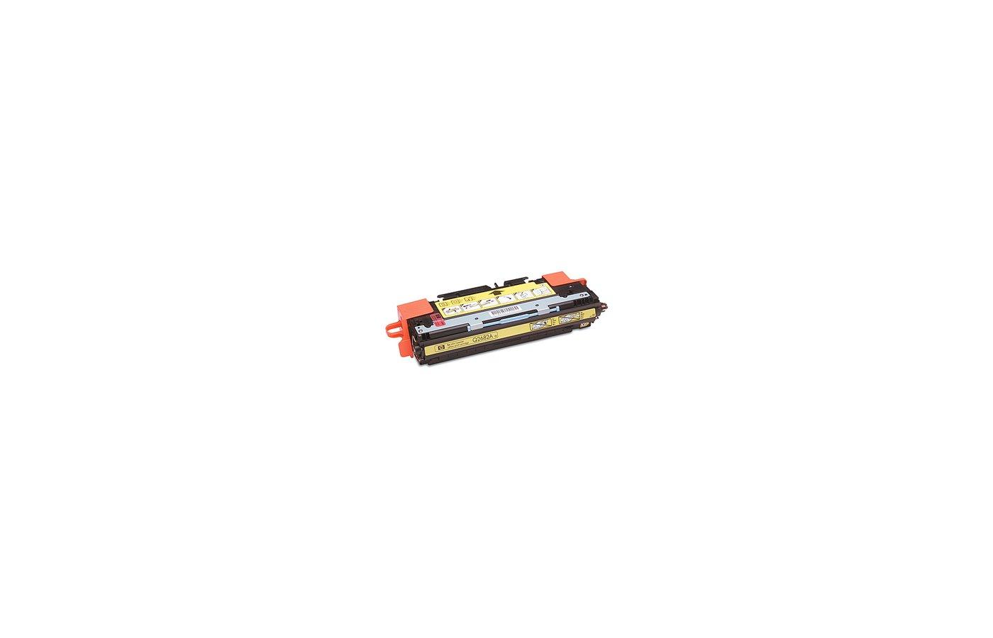 Картридж лазерный HP Q2682A yellow for Color LaserJet 3700