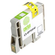 Фото Картридж струйный Cactus CS-EPT0540 совместимый прозрачный для Epson Stylus Photo R800/ R1800 (16,2ml)