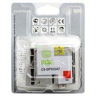 Фото Картридж струйный Cactus CS-EPT0547 совместимый красный для Epson Stylus Photo R800/ R1800 (16,2ml)