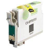 Фото Картридж струйный Cactus CS-EPT0731 совместимый черный для Epson Stylus С79/ C110/ СХ3900/ CX4900/ CX5900 (11,4ml)
