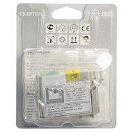 Фото Картридж струйный Cactus CS-EPT0732 совместимый голубой для Epson Stylus С79/ C110/ СХ3900/ CX4900 (11,4ml)