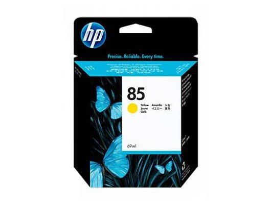 Картридж струйный HP C9427A yellow for DJ 30/130