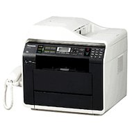 Фото МФУ Panasonic KX-MB2270RU A4 Duplex WiFi белый/черный