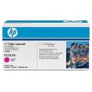 Фото Картридж лазерный HP CE263A magenta для CLJ CP4525 (11 000 стр)