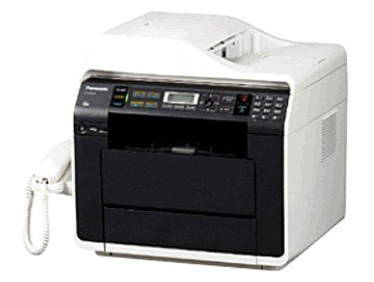 МФУ Panasonic KX-MB2270RU A4 Duplex WiFi белый/черный