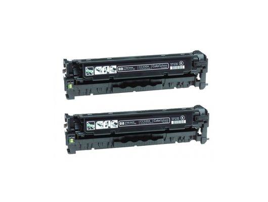 Картридж лазерный HP CC530AD черный для LJ CP2025/CM2320 (7000стр.)
