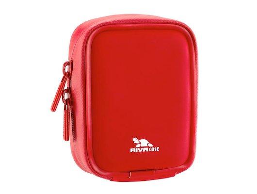 Сумка для фотоаппарата Riva Case 1100 (LRPU) красный