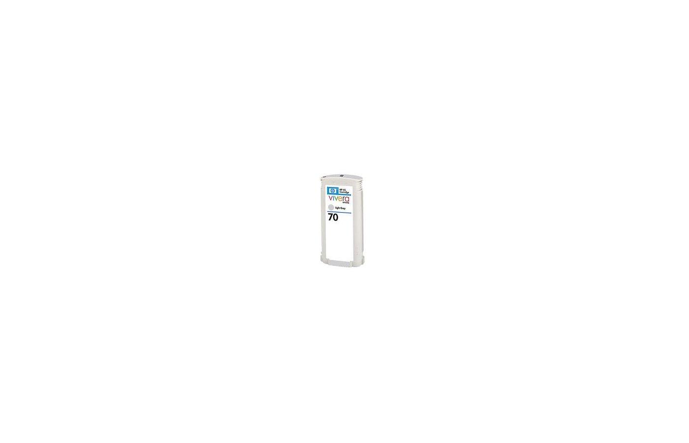 Картридж струйный HP 70 C9451A Light grey для DJ Z2100/Z3100 (130 мл)