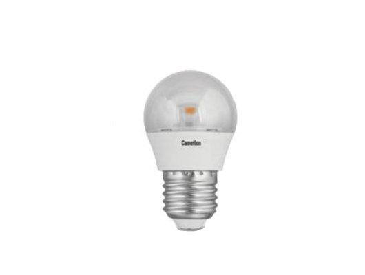Лампочки LED Camelion LED5.5-G45-CL/830/E27 (Эл.лампа светодиодная 5.5Вт 220В)