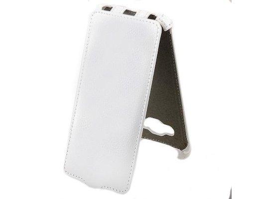 Чехол iBox Premium для Samsung Galaxy A5 (SM-A500) белый