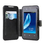 Чехол iBox SLIDER для телефонов 3.5-4.2 дюйма черный