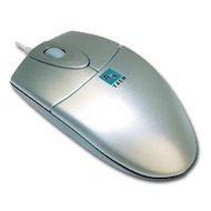 Фото Мышь проводная A4Tech OP-720 3D серебристый оптическая (800dpi) USB (2but)