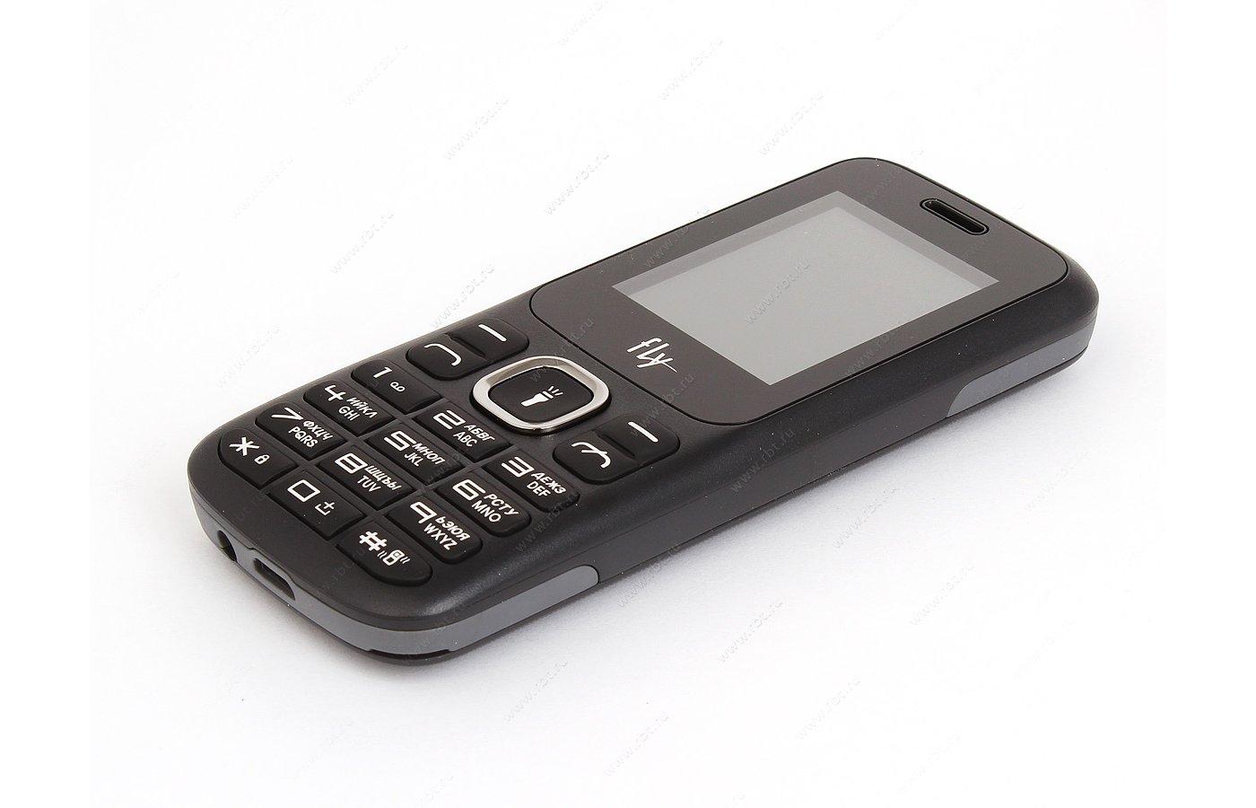 Мобильный телефон Fly FF177 black