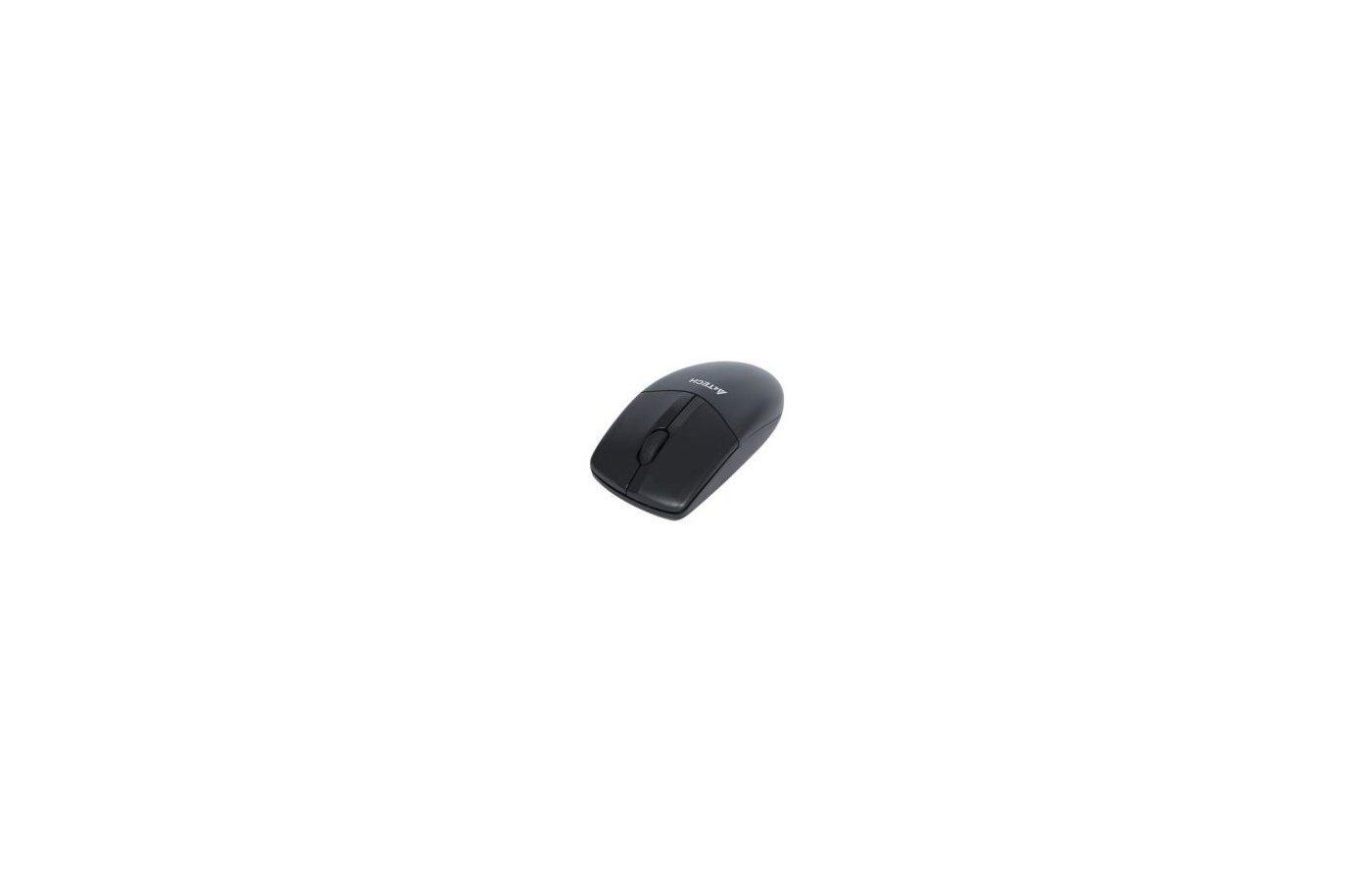 Мышь беспроводная A4Tech V-Track G3-220N-1 черный