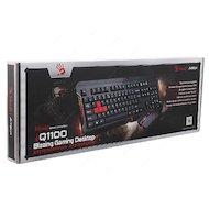 Фото Клавиатура + мышь A4Tech Bloody Q1100 (Q100+S2)