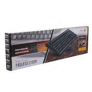 Фото Клавиатура + мышь A4Tech 3100N беспроводные мышь и клавиатура
