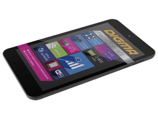Планшет Digma Platina 8.1 4G /NS8001QL/