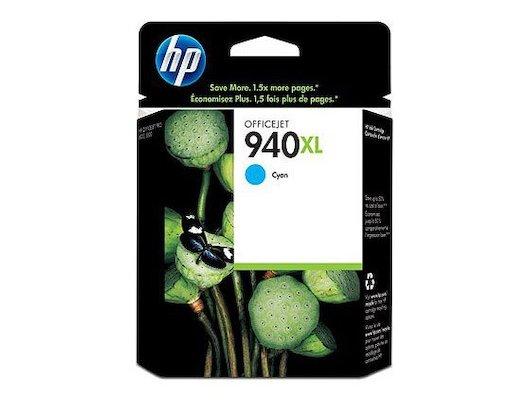 Картридж струйный HP 940XL C4907AE голубой для Officejet Pro 8000/8500