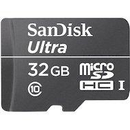 Карта памяти SanDisk microSDHC 32Gb Class 10 (SDSDQL-032G-R35)