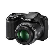 Фото Фотоаппарат компактный Nikon Coolpix L340 black