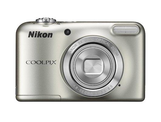 Фотоаппарат компактный Nikon Coolpix L31 silver