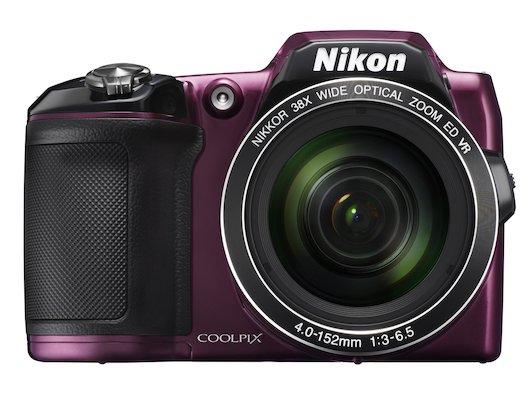 Фотоаппарат компактный Nikon Coolpix L840 purple