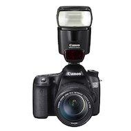 Фото Фотоаппарат зеркальный CANON EOS 70D kit 18-135 STM