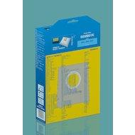 Фото Пылесборники Worwo SBMB01K тип G/H для Bosch Siemens (4 синт. мешка + фильтр)