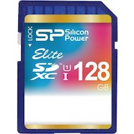 Фото Карта памяти Silicon Power SDXC 128Gb Class 10 (SP128GBSDXAU1V10)