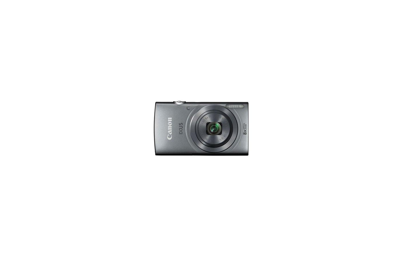 Фотоаппарат компактный CANON IXUS 165 silver