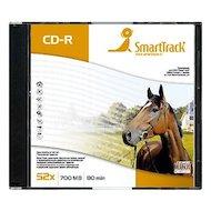 Фото CD-диск Диск CD-R SMART TRACK 700 Mb 80 min 52х (за 1 диск)