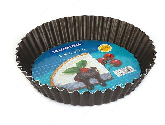 Форма для выпечки металлическая Tramontina 20056/022 Brasil d22 глубина 4 см. 874-417