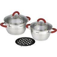 Фото Набор посуды  VITESSE VS-2000 Набор посуды 5 пр