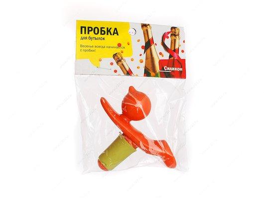 кухонные принадлежности VETTA 891-178 Пробка для бутылки силиконовая 9см