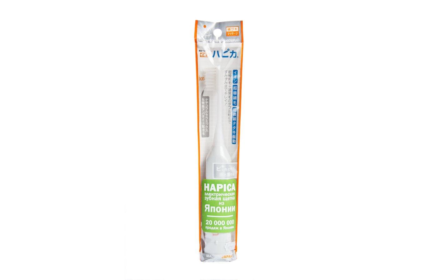 Зубные щетки электрические HAPICA DBM-1H Minus-ion