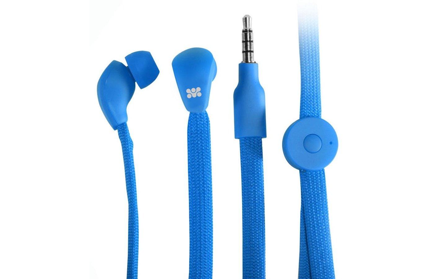 Гарнитуры Promate Lacey синий