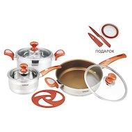Фото Набор посуды  VITESSE VS-2024 Набор посуды 7 пр н/ст старая модель