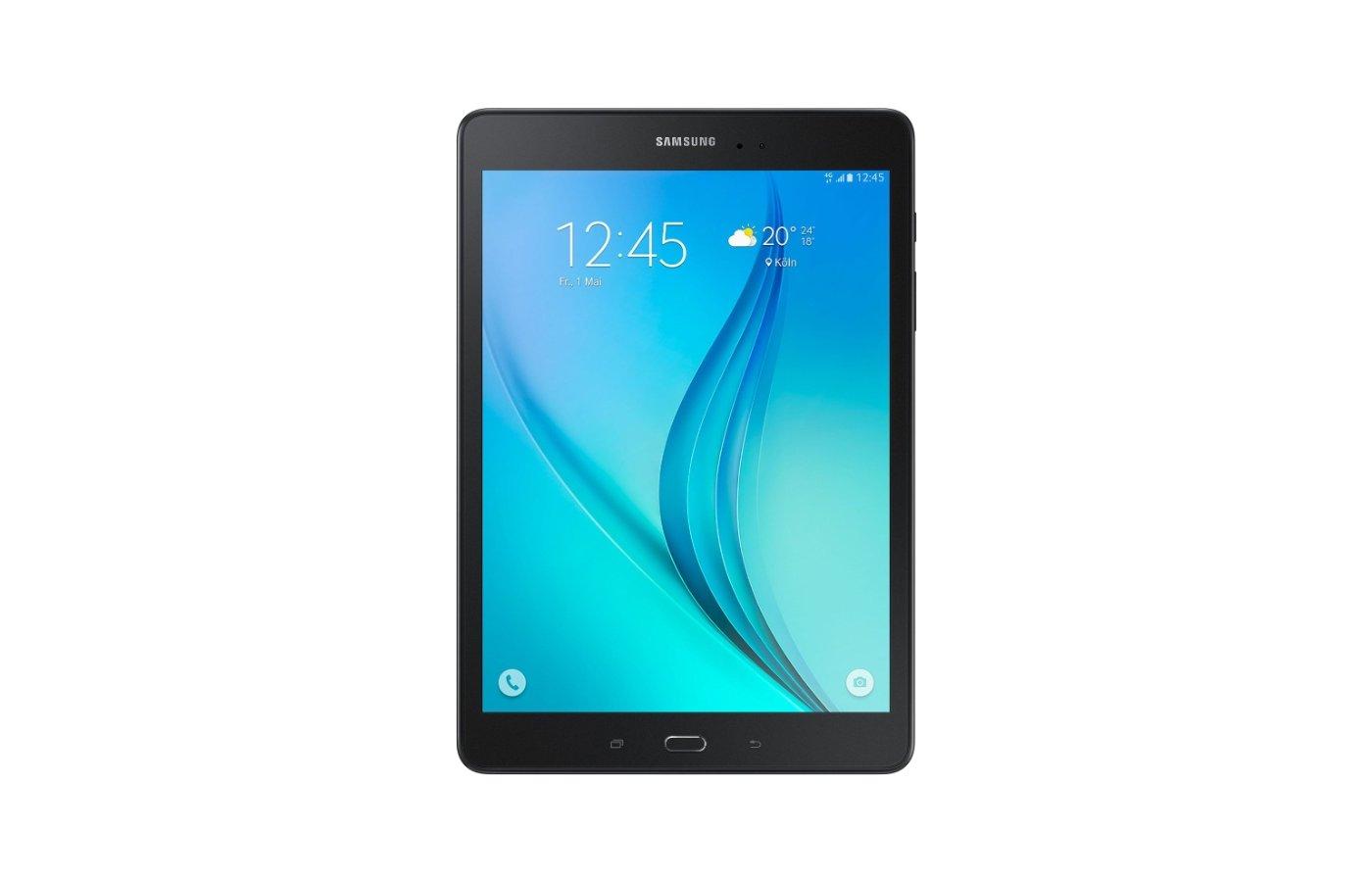 Планшет Samsung GALAXY Tab A 9.7 /SM-T555NZKASER/ LTE 16Gb Black