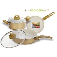 Набор посуды  VITESSE VS-2225 Набор посуды 5 пр алюм