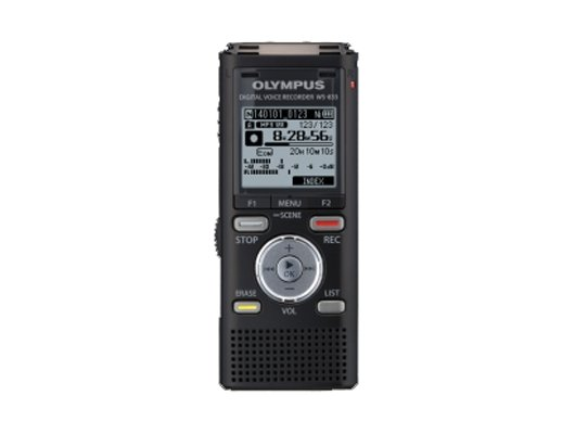 Диктофон OLYMPUS WS-833 8Gb Black
