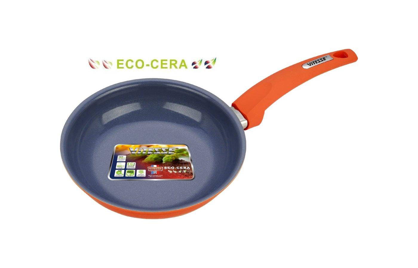 Сковорода VITESSE VS-2240 кован. алл керам покр
